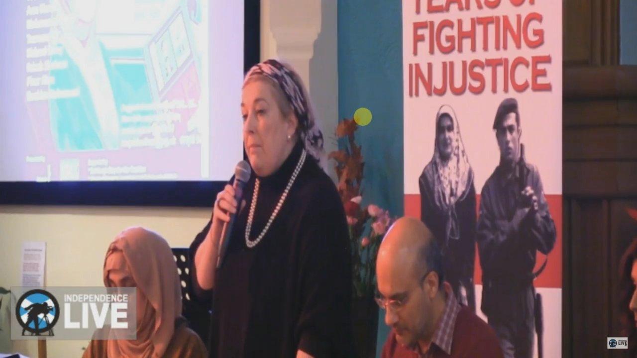 SACC - Islamophobia Conference 2016 - Scotland