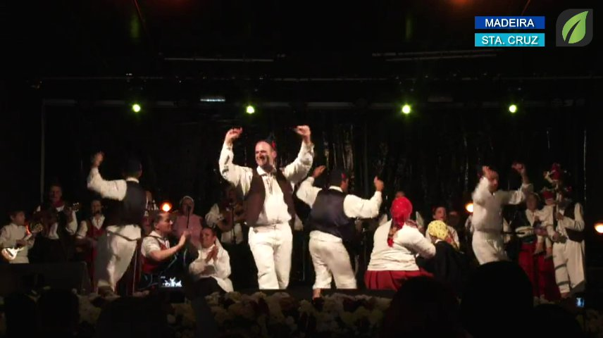Gr. Folclore da Casa do Povo de Sta Cruz na Festa de Santo Amaro TV HD (2017)