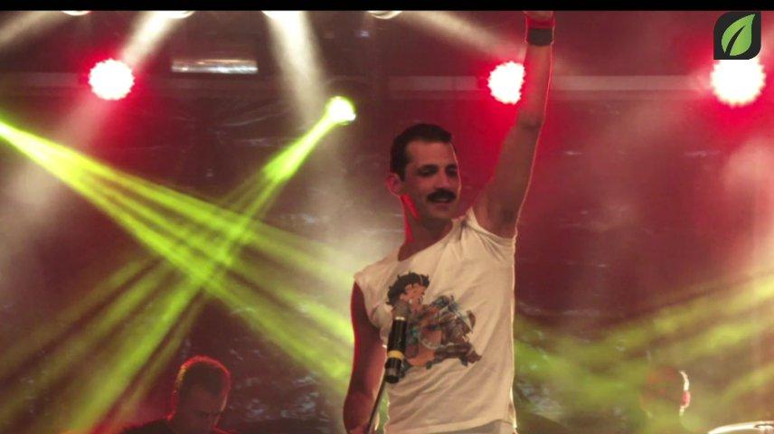 Abertura com Queen on the Rocks na Festa de Santo Amaro TV HD (2017)