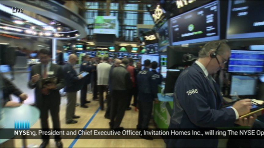 Invitation homes ipo rings the nyse opening bell on livestream stopboris Choice Image