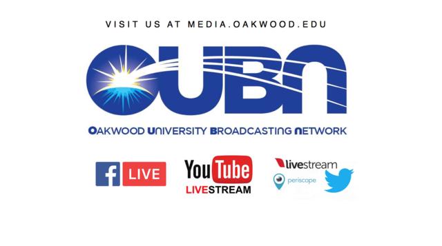 Oubn Oakwood University Livestream On Livestream