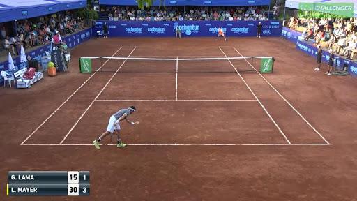 l mayer tennis