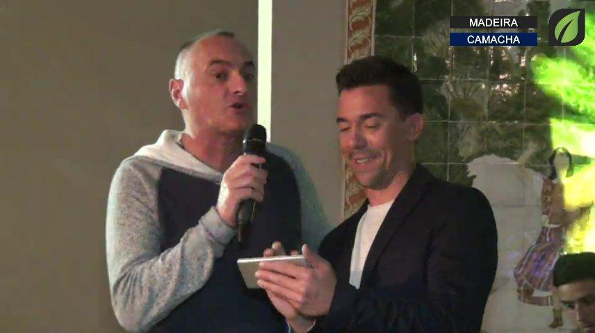 Entrevistas ao Avelino e Daniel e artistas convidados no Lançamento 2º CD Avelino e Daniel TV HD (2017)