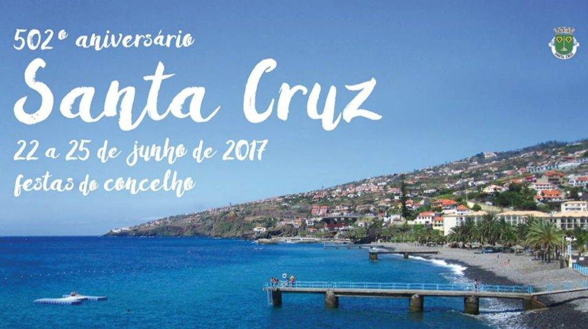 Comemorações do Dia do Concelho de Santa Cruz e 5ª Gala A Voz de Sta Cruz - TV HD (2017)