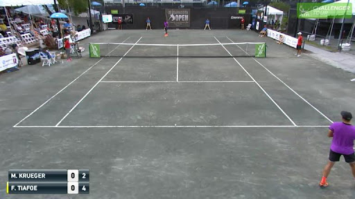 Loud sex sounds interrupt pro tennis match at Sarasota Open - Story   WJBK