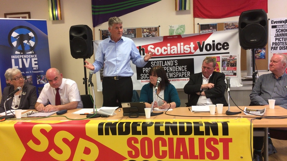 Scottish Socialist Voice Forum