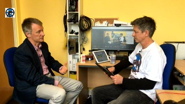 Office Chat: Ivan McKee, MSP Glasgow Provan