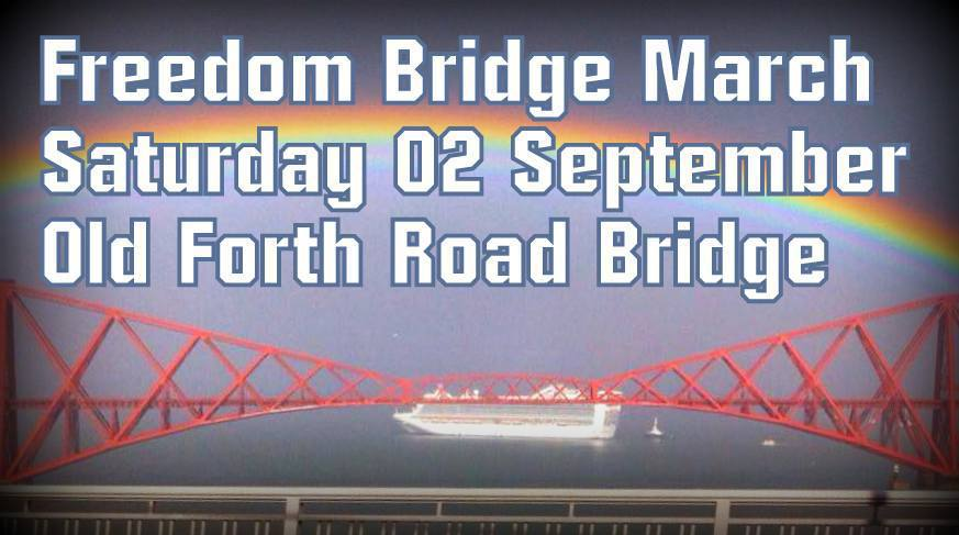 Freedom Bridge March