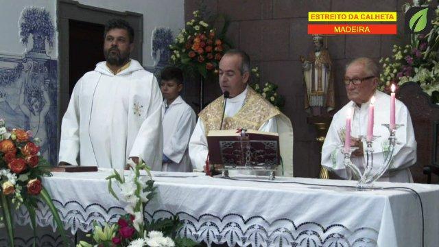Dia 15 - Eucaristia na Nossa Senhora da Graça no Estreito da Calheta