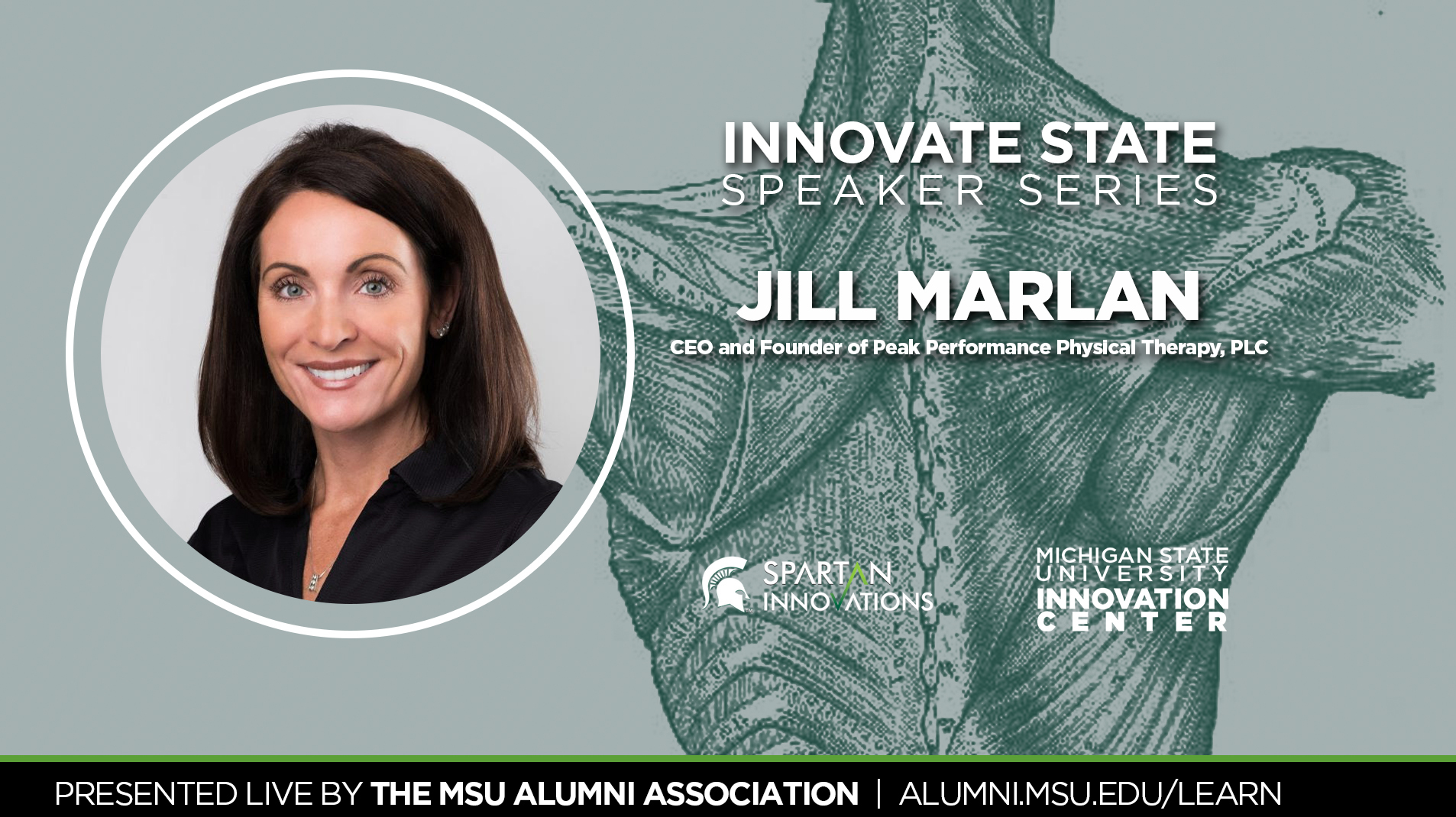 livestream cover image for Innovate State | Jill Marlan