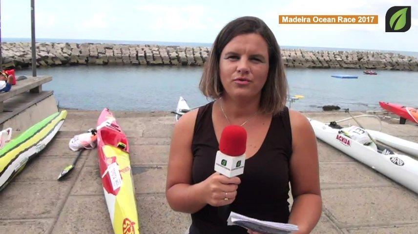 Entrevistas aos atletas e organização - Ribeira Brava