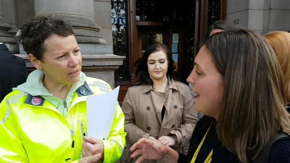 Keep Glasgow a Frack-Free Zone