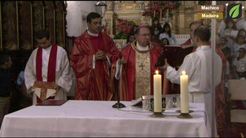Eucaristia em Honra do Senhor dos Milagres na Festa do Senhor dos Milagres