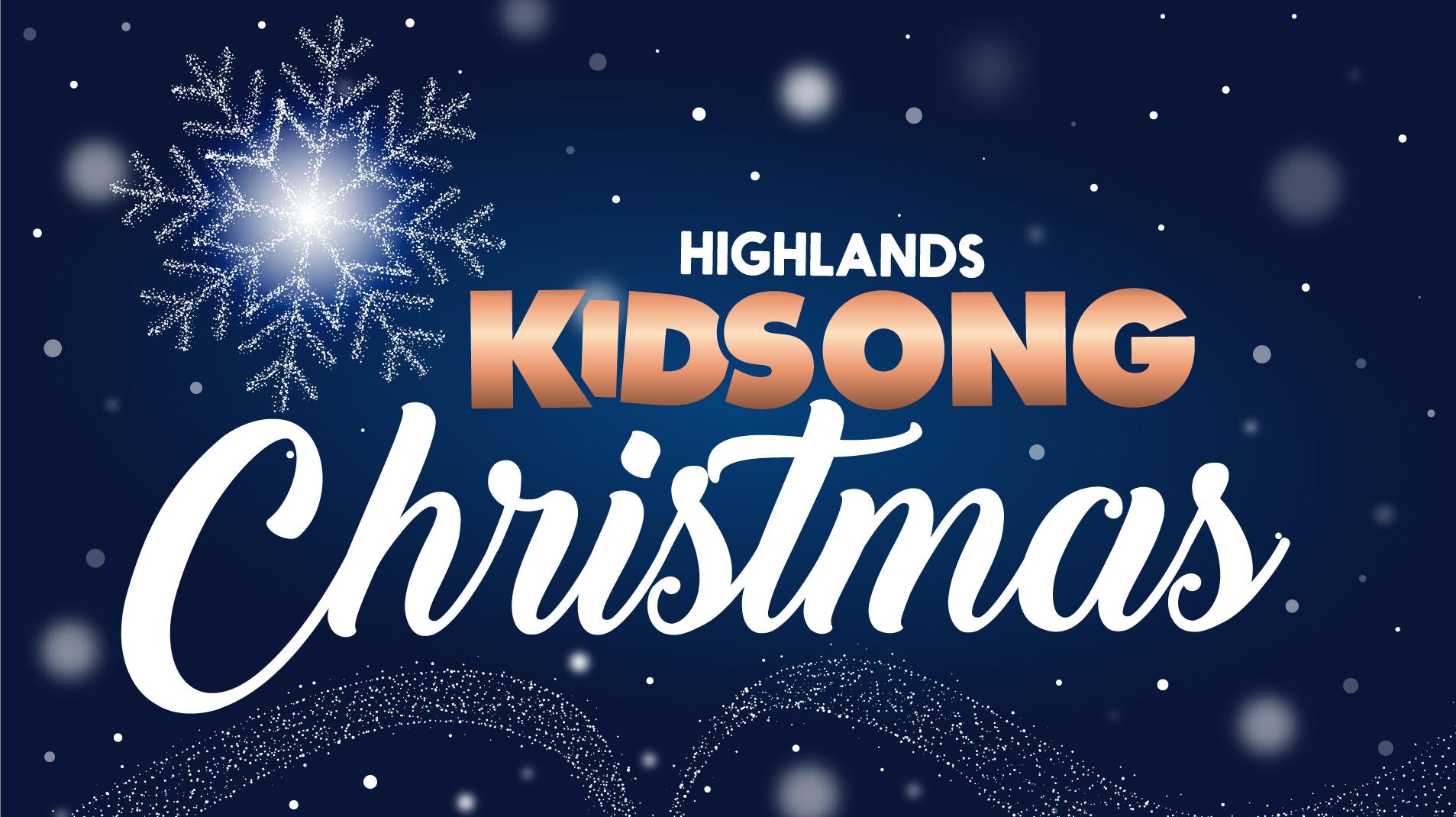 KidSong Christmas on Livestream