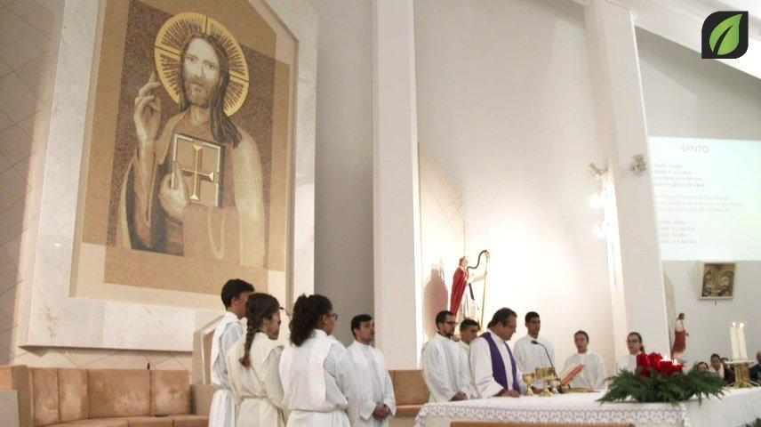 Santa Cecília - Missa do Parto da Junta de Freguesia de Câmara de Lobos TV HD (2017)