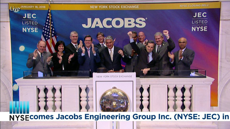 Jacobs Engineering Group Picture