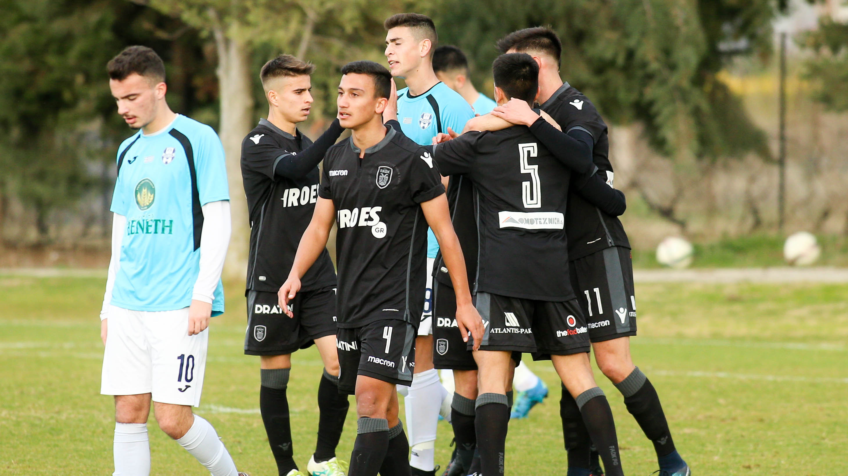 PAOK U20 – Apollon Smyrni U20: Highlights