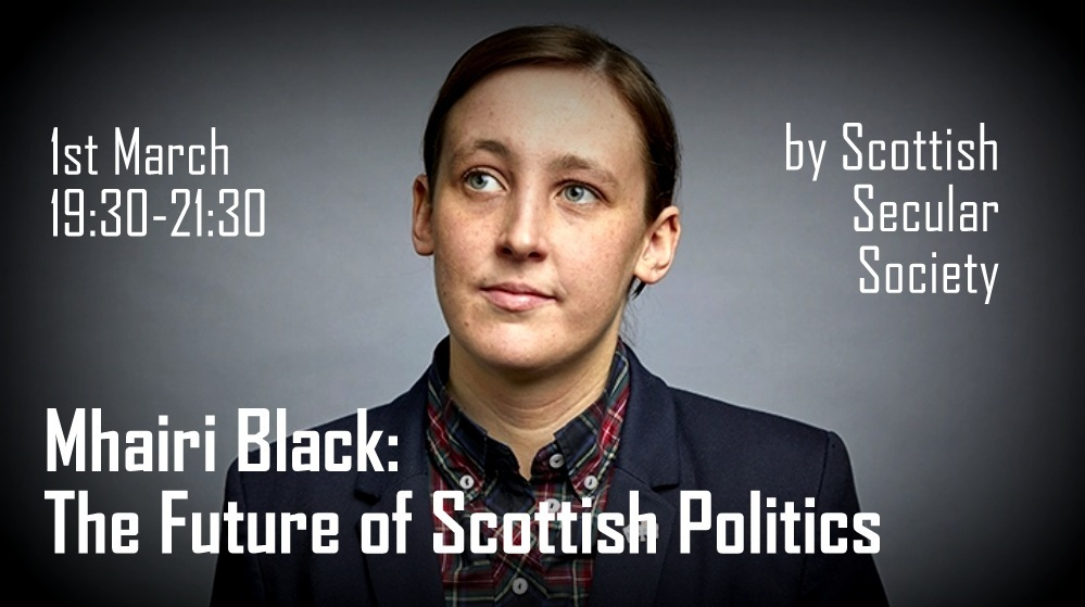 Mhairi Black - The Future of Scottish Politics