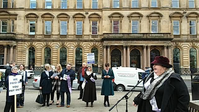 WASPI Celebration of International Women's Day