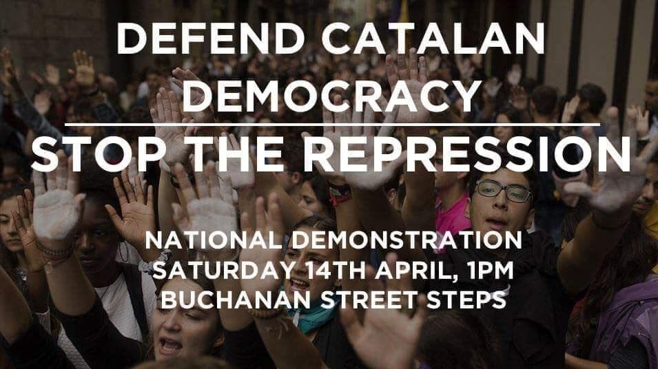 Defend Catalan Democracy