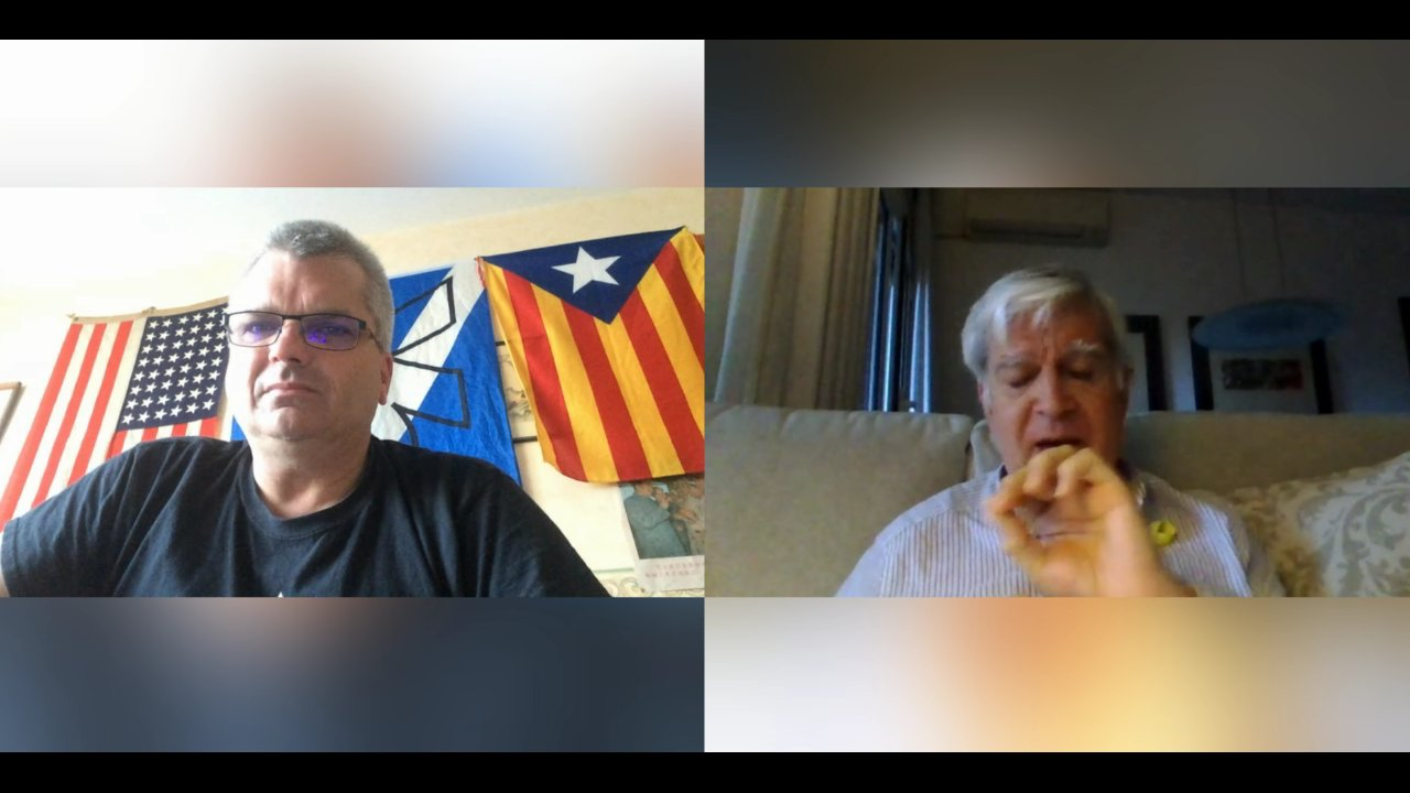 Catalan: Miquel Strubell talks to Dr Mark McNaught