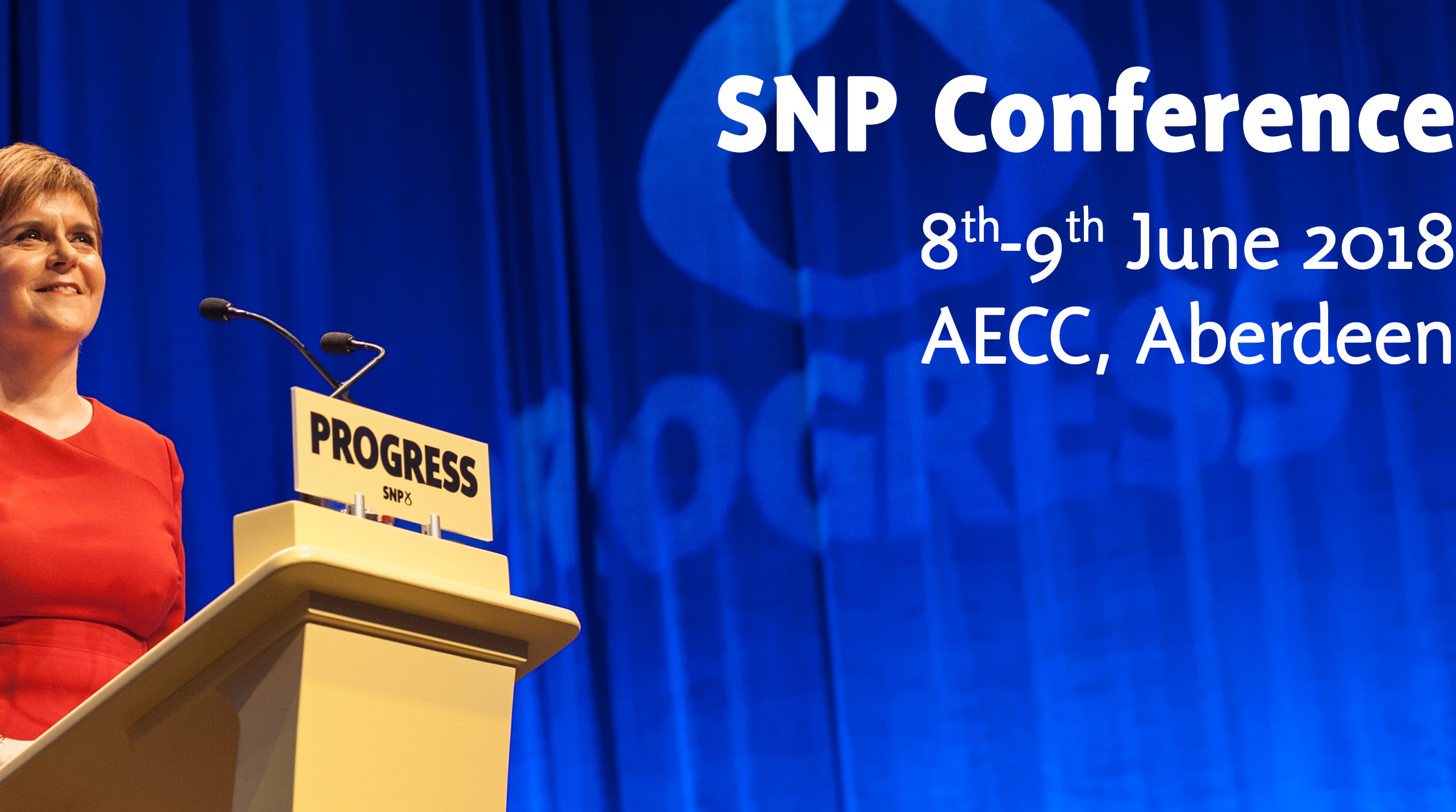 SNP Conference 9th June