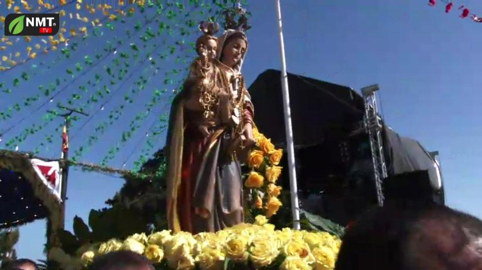 Dia 15 - Missa da Festa e Procissão em Honra da Nossa Senhora da Graça no Arraial da Freguesia do Estreito da Calheta TV HD (2018)