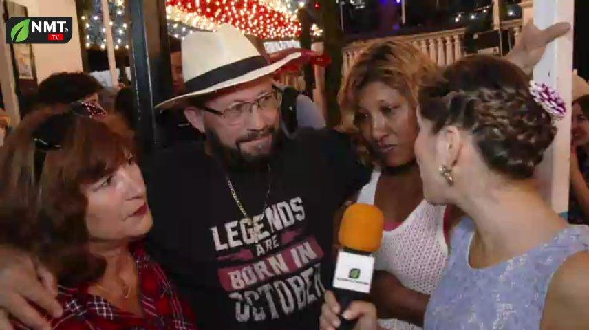 Dia 12 - Atuações de Sidónio Silva, Banda Fixe e Chris Ribeiro e entrevistas no Arraial da Freguesia do Estreito da CalhetaTV HD (2018)