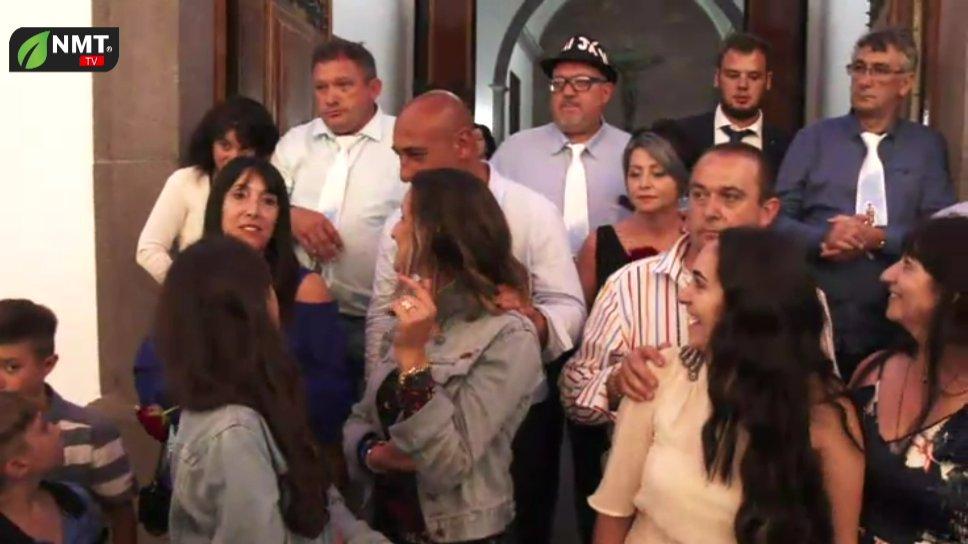 Dia 15 - Cerimonia de Saida dos Festeiros e encerramento do Arraial da Freguesia do Estreito da Calheta TV HD (2018)