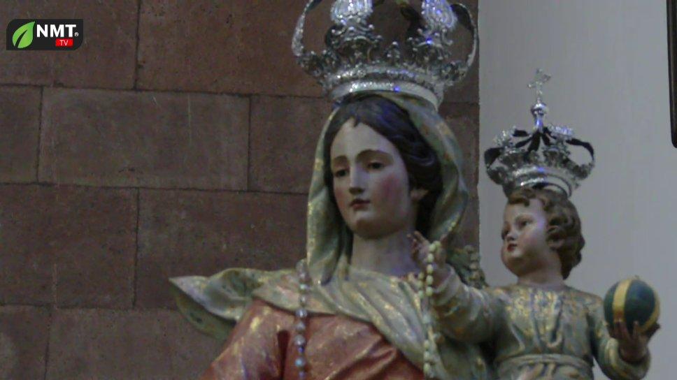 Dia 13 Missa e Histórias dos Festeiros na Arraial da Freguesia do Estreito da Calheta (2018)