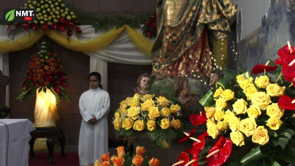 Dia 14 Novena e Missa no Arraial da Freguesia do Estreito da Calheta TV HD (2018)