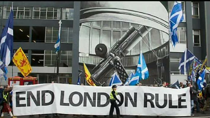 March for Independence- One Clan One Goal