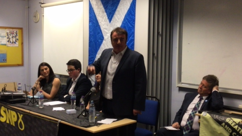 TALKING INDEPENDENCE with Tommy Sheppard MP & Keith Brown MSP