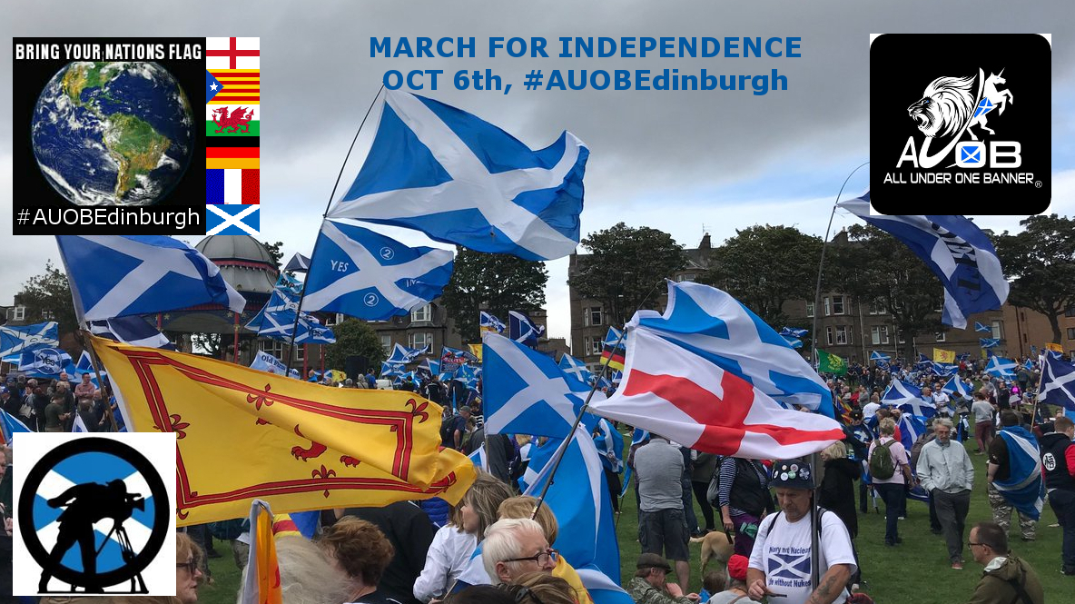 AUOB Edinburgh, Cam1 Stage & PiP coverage