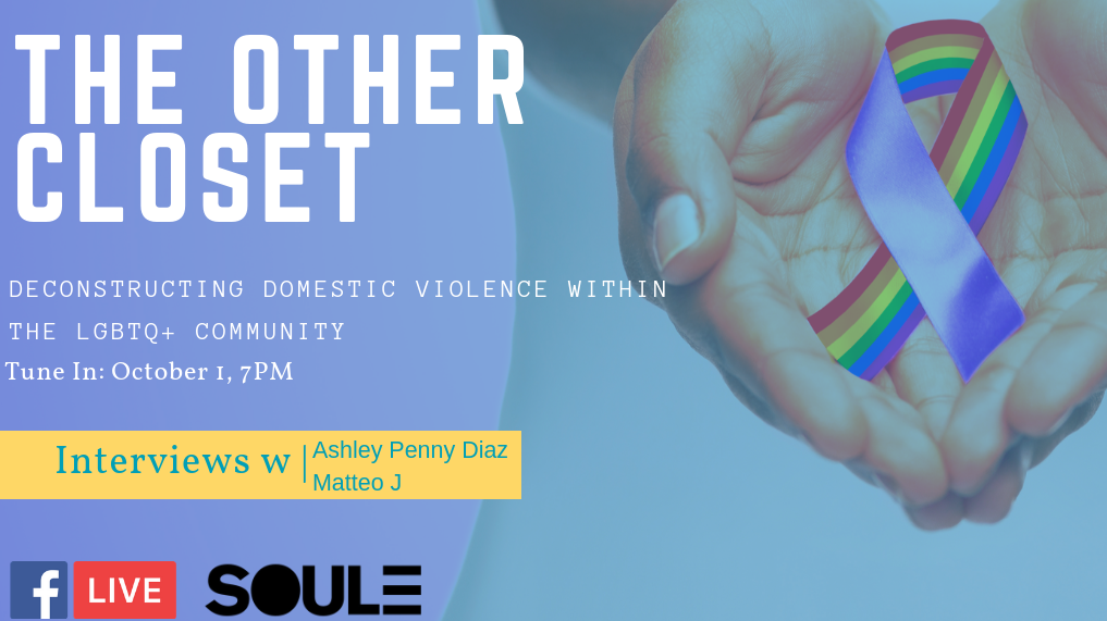 The Other Closet Deconstructing Domestic Violence Within The Lgbtq