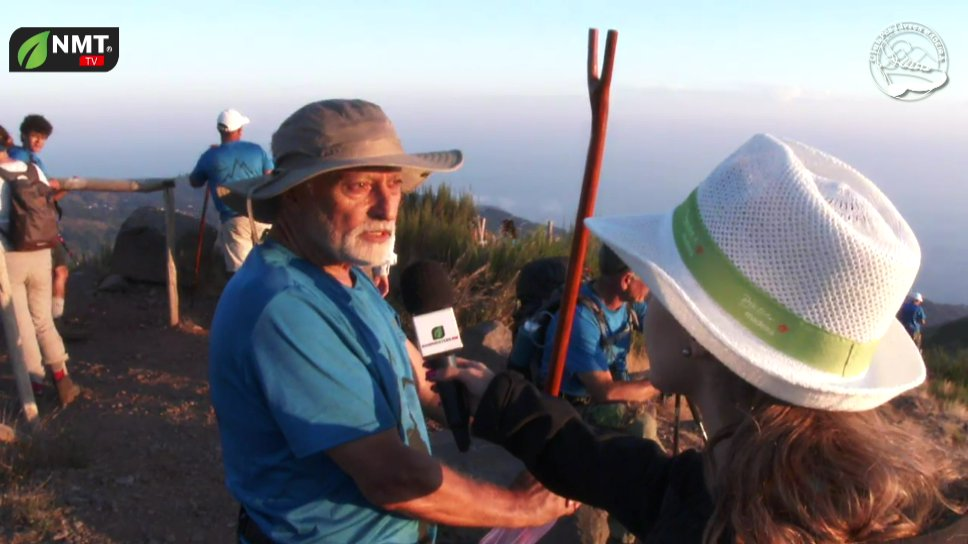 DIA 1 - Chegada ao Lombo do Mouro - XVIII TRAVESSIA A ILHA DA MADEIRATV HD (2018)
