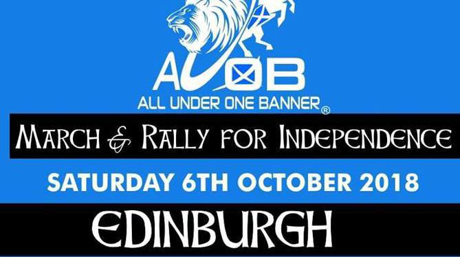 Interview Gary Kelly #AUOBEdinburgh