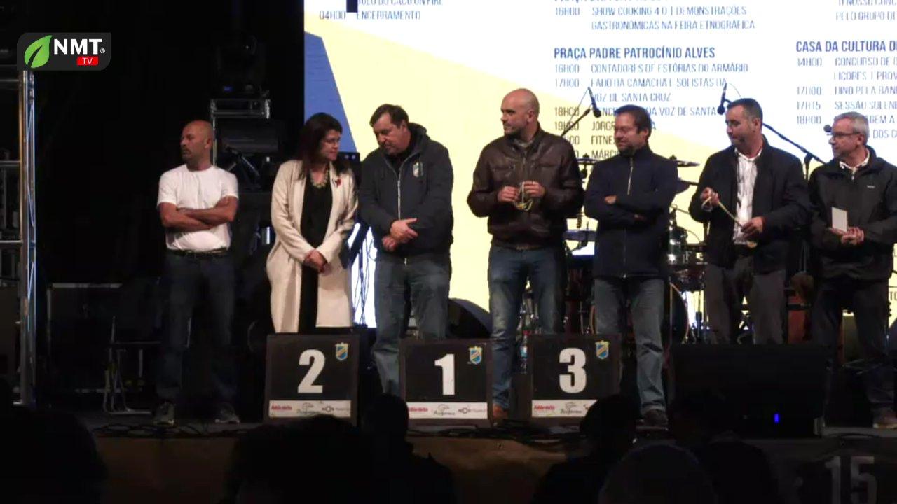 Dia 12 - Entrega de Prémios do Grande Prémio de Santo Amaro  TV HD (2018)