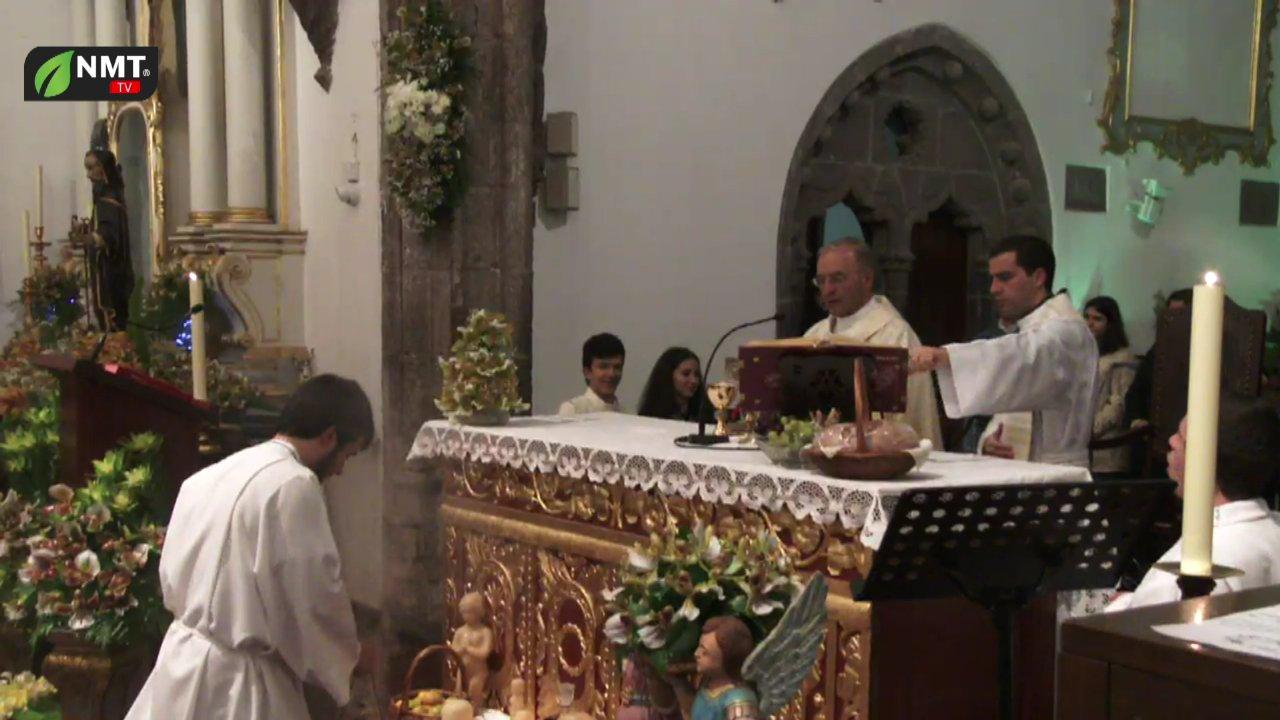 Dia 14 - Procissão e Eucaristia da Festas de Santo Amaro  TV HD (2018)