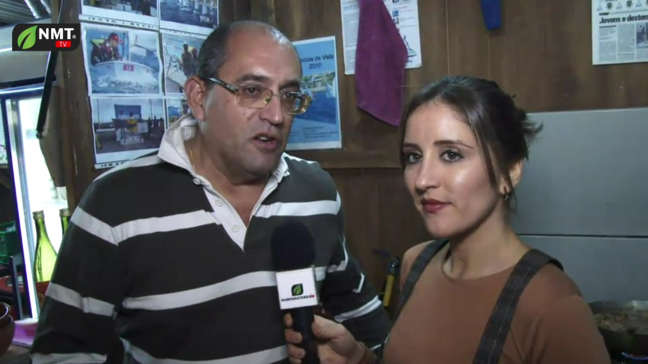 Dia 12 - Entrevistas, NULO e FRANCO nas Festas de Santo Amaro  TV HD (2018)