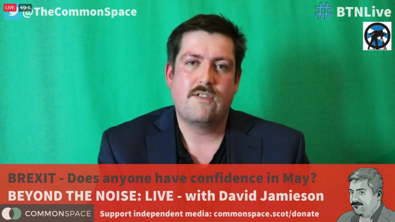 Beyond The Noise LIVE - CommonSpace new weekly broadcast