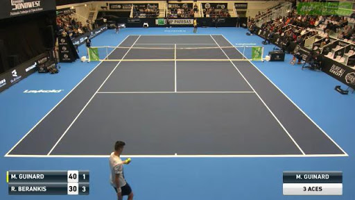 m guinard tennis