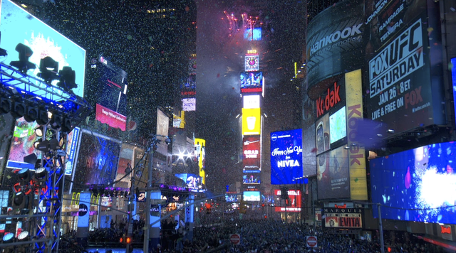 Watch New Years Eve