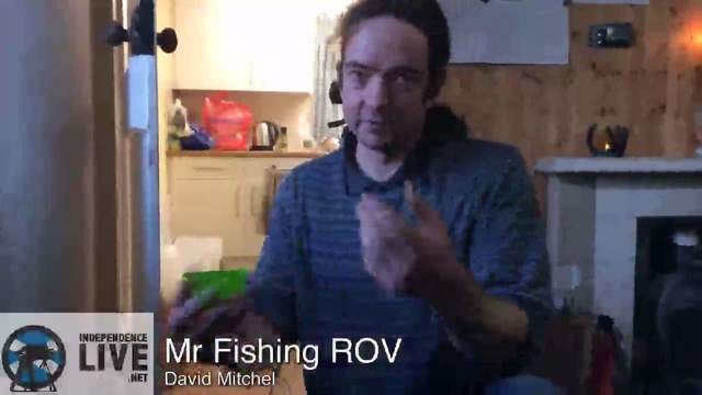 Mr Fishing Rov
