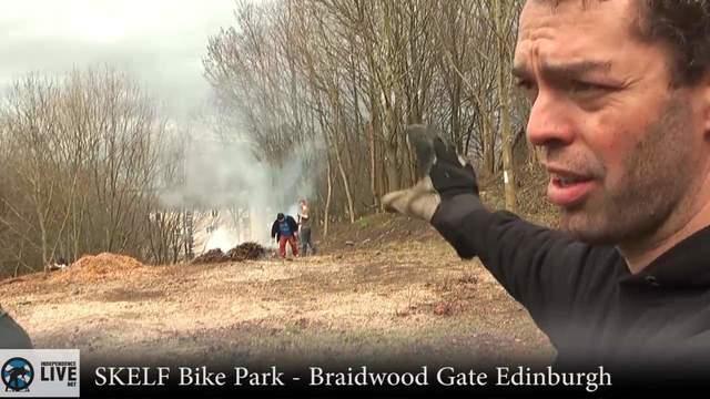 SKELF Bike Park Tree Planting Day