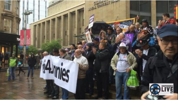 Show your support for the Glasgow Primary School Janitors