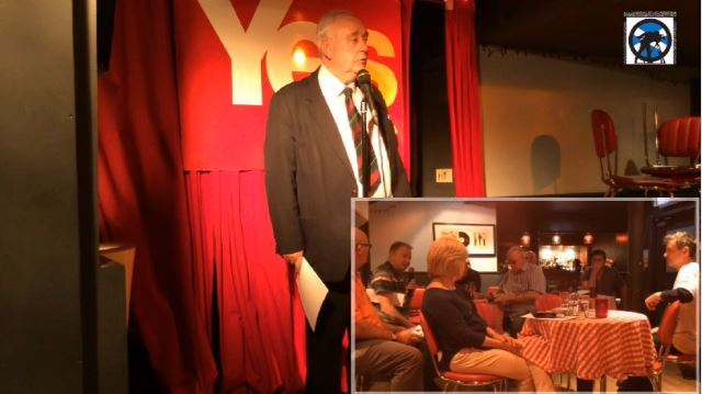 Indy Live Meetup: Andy Anderson - The Postal Ballot