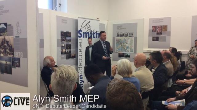 Alyn Smith MEP - SNP Deputy Leader Candidate