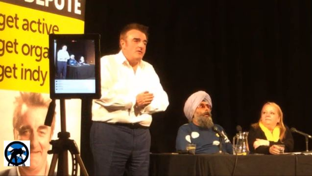 Tommy Sheppard for Depute Leader - Official Media Launch Event