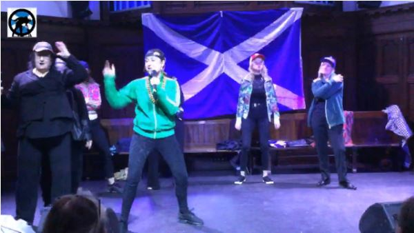 Scottish Independence Convention Presents The Reassembly